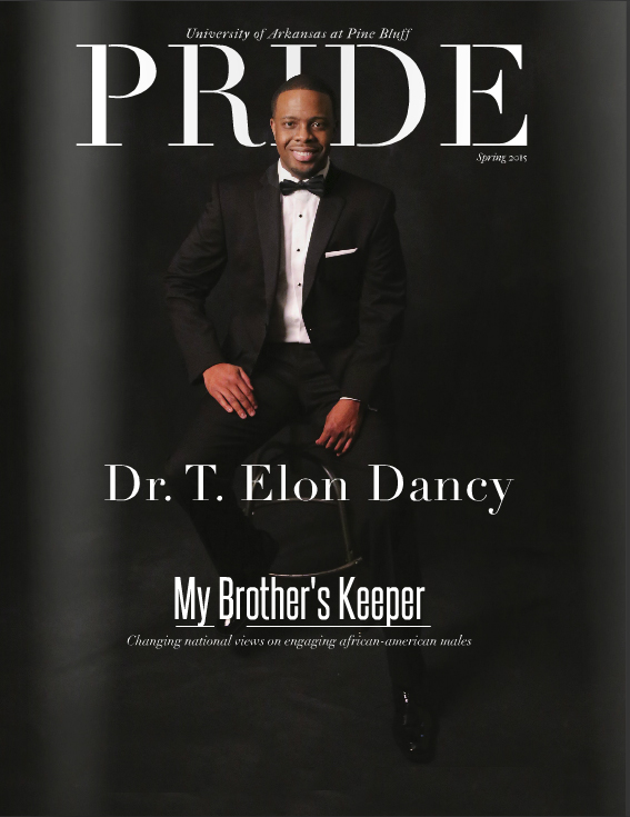 Spring 2015 issue of UAPB Magazine