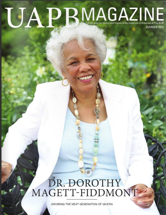Summer 2015 issue of UAPB Magazine