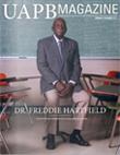 Freddie Hartfield cover story