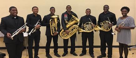 UAPB Brass Ensemble