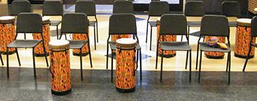 UAPB Percussion Ensemble