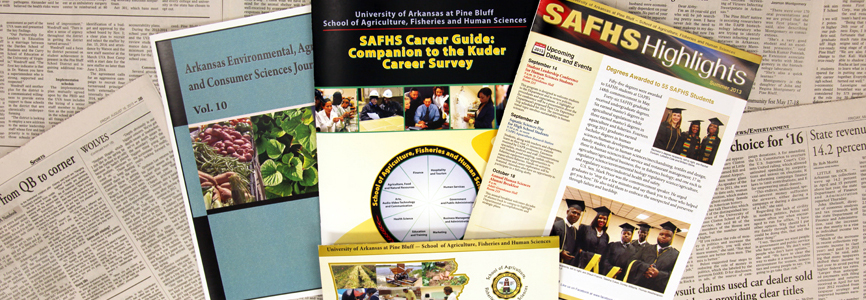 SAFHS News and Pubs