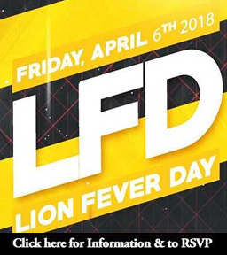 Lion Fever Day 2018