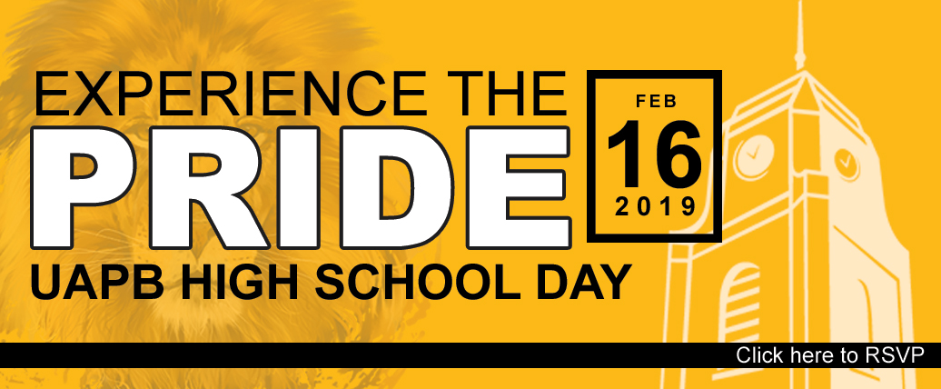 University Of Arkansas At Pine Bluff Become A Part Of The Pride