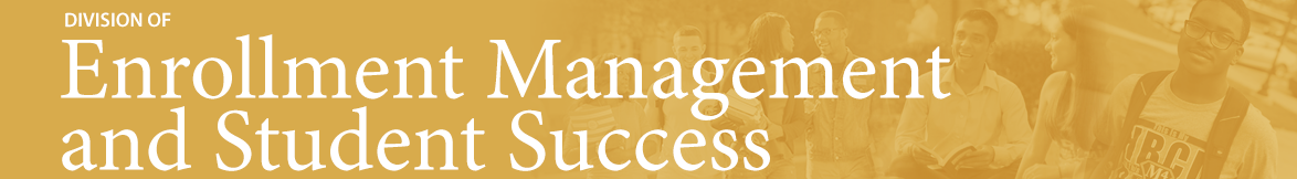 Division of Enrollment Management and Student Success