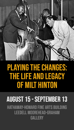 Milt Hinton exhibit
